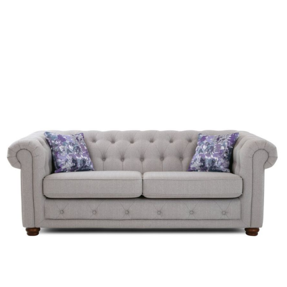 Two Seater Chesterfield Sofa 1