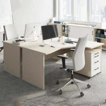 Dual Office Table in Lagos Nigeria | Mcgankons Office Furniture Store