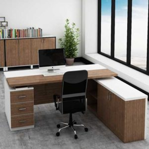 Director Office Table in Lagos | Mcgankons Office Furniture Store