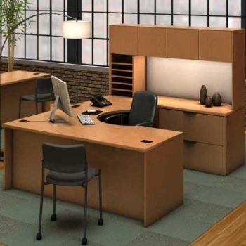U Shaped Office Table in Lagos Nigeria | Mcgankons Office Furniture Store