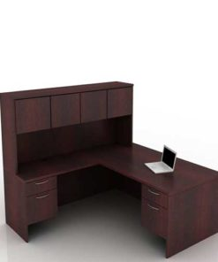 Corner Office Table in Lagos Nigeria | Mcgankons Office Furniture Store