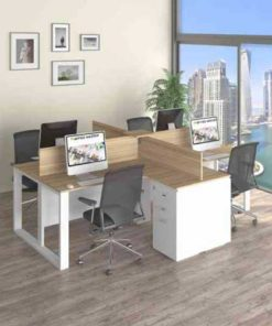 Home Workstation Table in Lagos Nigeria | Mcgankons Furniture Store