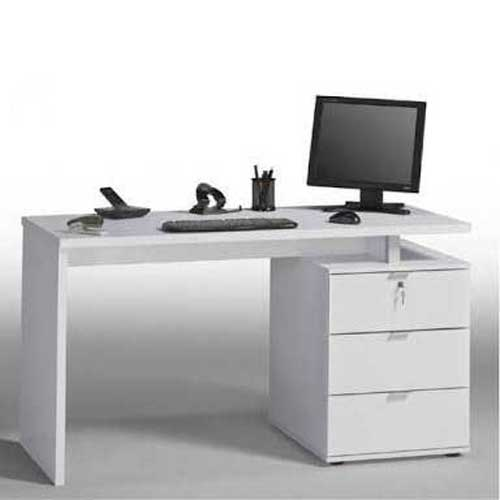 White Office Desk in Lagos Nigeria | Mcgankons Office Furniture Store