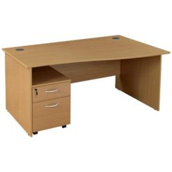 Pedestal Office Desk in Lagos Nigeria | Mcgankons Office Furniture Store
