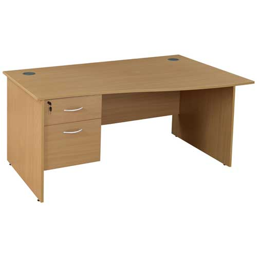 Wave Office Desk in Lagos Nigeria | Mcgankons Office Furniture Store