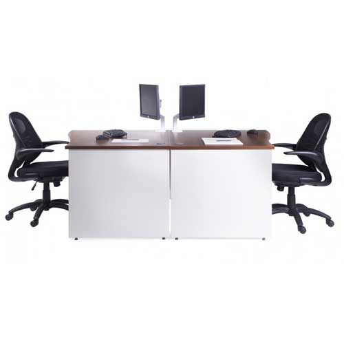 Dual Office Desk in Lagos Nigeria | Mcgankons Office Furniture Store