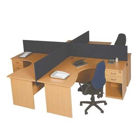 Tall Workstation Table in Lagos Nigeria | Mcgankons Furniture Store