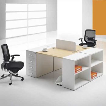 PC Workstation Table in Lagos Nigeria | Mcgankons Office Furniture Store