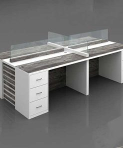 High Workstation Table in Lagos Nigeria   Mcgankons Furniture Store