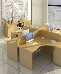 Laptop Workstation Table in Lagos Nigeria | Mcgankons Furniture Store
