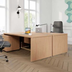 Moore Workstation Table in Lagos Nigeria | Mcgankons Office Furniture