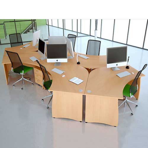 Adjustable Workstation Table in Lagos Nigeria | Mcgankons Furniture