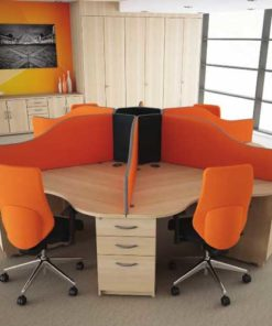 Mobile Workstation Table in Lagos Nigeria   Mcgankons Office Furniture