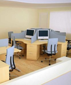 Call Centre Table in Lagos Nigeria | Mcgankons Office Furniture Store