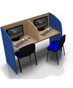 Two Seater Workstation Table in Lagos Nigeria | Mcgankons Furniture