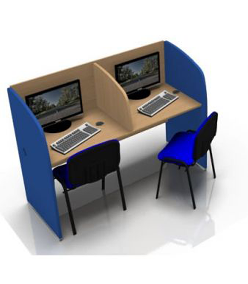 Two Seater Workstation Table in Lagos Nigeria   Mcgankons Furniture
