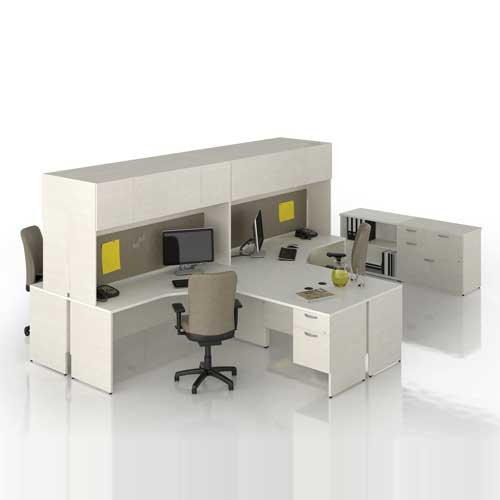 Ergo Workstation Table in Lagos Nigeria | Mcgankons Office Furniture