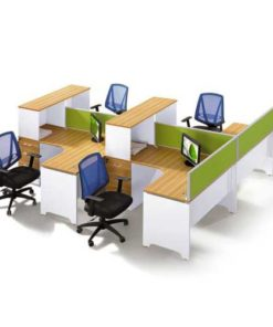 MFC Workstation Table in Lagos Nigeria   Mcgankons Office Furniture