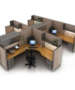 Computer Workstation Table in Lagos Nigeria | Mcgankons Office Furniture