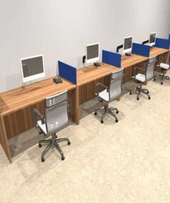 Five Seater Workstation Table 1