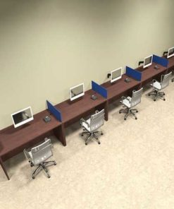 Five Seater Workstation Table in Lagos Nigeria   Mcgankons Furniture Store