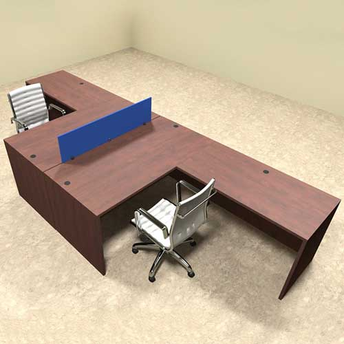 Wall Side Workstation Table in Lagos | Mcgankons Furniture Store
