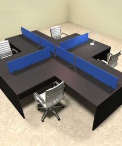 Spacious Workstation Table in Lagos Nigeria | Mcgankons Office Furniture