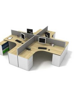 Quality Workstation Table in Lagos Nigeria | Mcgankons Office Furniture
