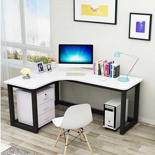 Single Workstation Table in Lagos Nigeria | Mcgankons Office Furniture