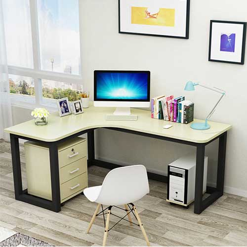 Single Workstation Table in Nigeria | Mcgankons Office Furniture