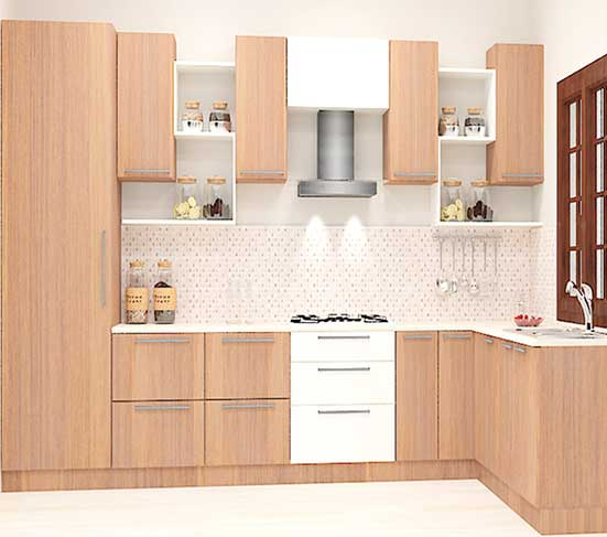 Contemporary Kitchen Cabinet in Lagos Nigeria | Mcgankons Furniture Store