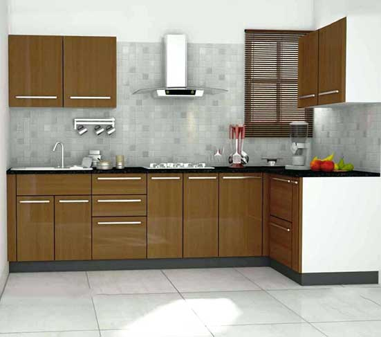 Corner Kitchen Cabinet in Lagos Nigeria | Mcgankons Furniture Store