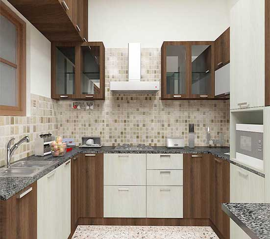 Double Sink Kitchen Cabinet in Lagos Nigeria | Mcgankons Furniture Store