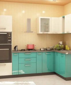 Dual Oven Kitchen Cabinet in Lagos Nigeria | Mcgankons Furniture Store