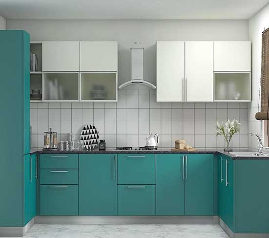 Floating Kitchen Cabinet in Lagos Nigeria | Mcgankons Furniture Store