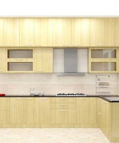 Full Height Kitchen Cabinet in Lagos Nigeria | Mcgankons Furniture Store