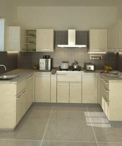 Granite Top Kitchen Cabinet in Lagos Nigeria | Mcgankons Furniture Store