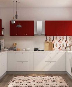 HDF Kitchen Cabinet in Lagos Nigeria | Mcgankons Furniture Store