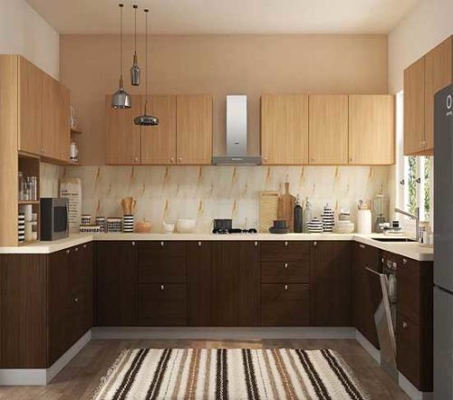 Heat Shield Kitchen Cabinet in Lagos Nigeria | Mcgankons Furniture Store