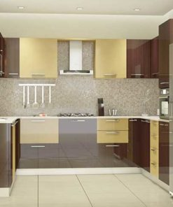 High Gloss Kitchen Cabinet in Lagos Nigeria   Mcgankons Furniture Store