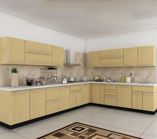L Shaped Kitchen Cabinet in Lagos Nigeria   Mcgankons Furniture Store