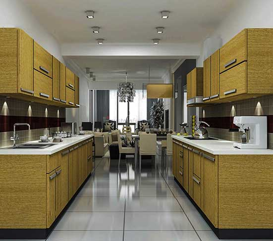 Led Light Kitchen Cabinet in Lagos Nigeria | Mcgankons Furniture Store