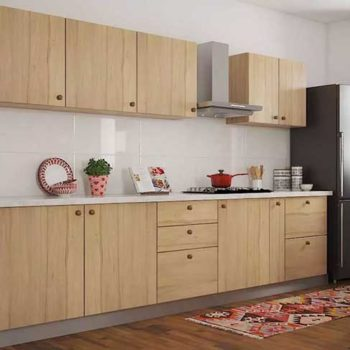 Linear Kitchen Cabinet in Lagos Nigeria | Mcgankons Furniture Store