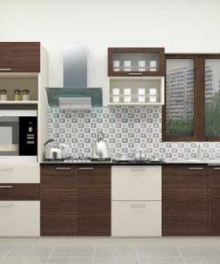 Microwave Kitchen Cabinet in Lagos Nigeria | Mcgankons Furniture Store