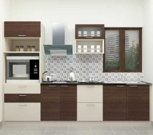 Microwave Kitchen Cabinet