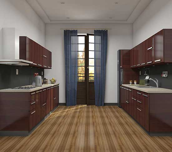 Mid Century Kitchen Cabinet in Lagos Nigeria | Mcgankons Furniture Store