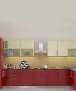 Open Kitchen Cabinet in Lagos Nigeria | Mcgankons Furniture Store
