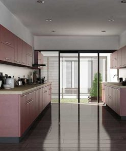 Parallel Kitchen Cabinet in Lagos Nigeria | Mcgankons Furniture Store