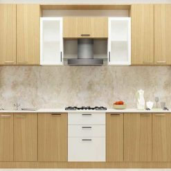 Straight Kitchen Cabinet in Lagos Nigeria | Mcgankons Furniture Store