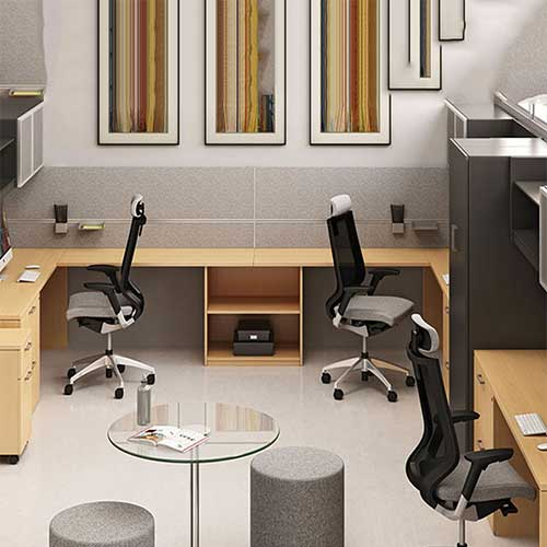 Office Running Table in Lagos Nigeria | Mcgankons Office Furniture Store
